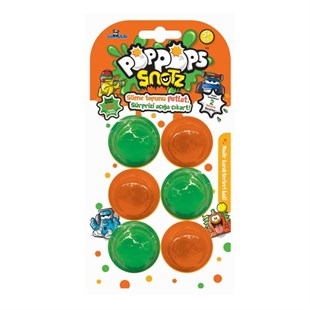 Pop Pops Snotz 6'lı Paket