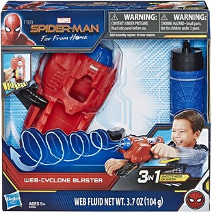 Spider Man Web Cyclone Blaster